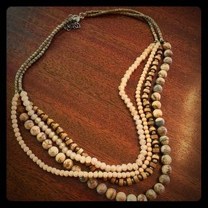 Boutique chic necklace
